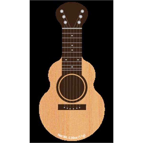 Acoustic Guitar Shaped Mint Tin