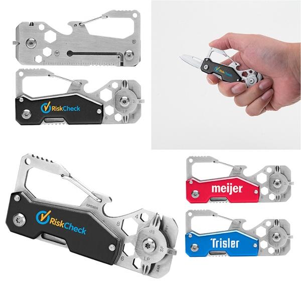Carabiner Multi Tool