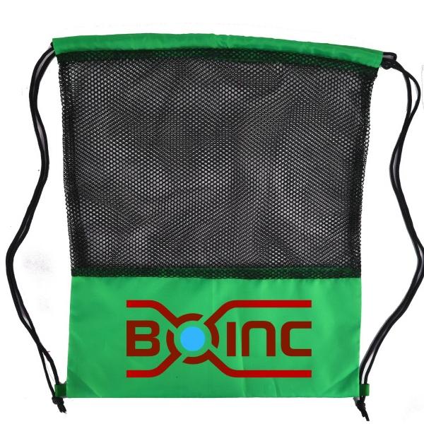 Mash Drawstring Bag