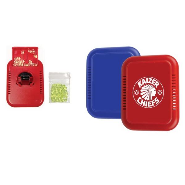 Car Air Freshener w/ Bead Deodorizer