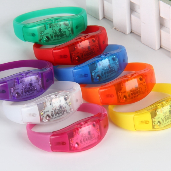 Led Flashing Bracelet / Wristband