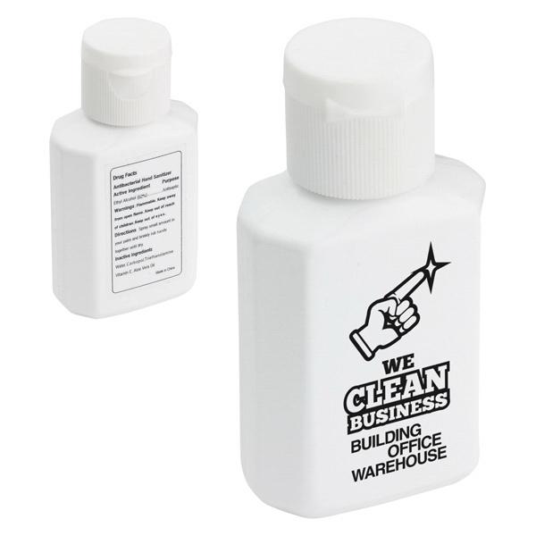 Full ounce hand sanitizer