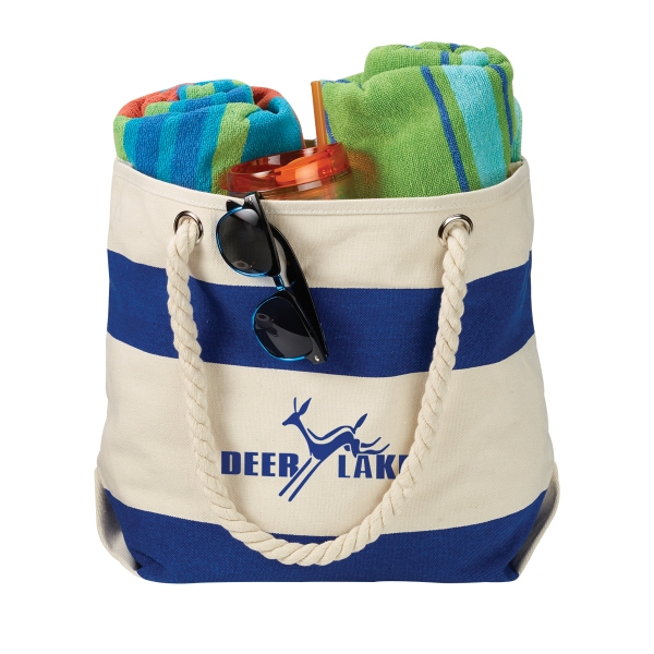 16oz. Portsmouth Cotton Canvas Boat Tote