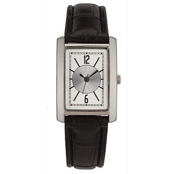 Women's Classic Style Watch w/ Silver Finish