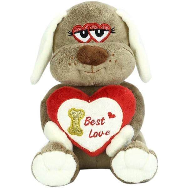 Dog Dello, A Stuffed Toy Ready for Free Design