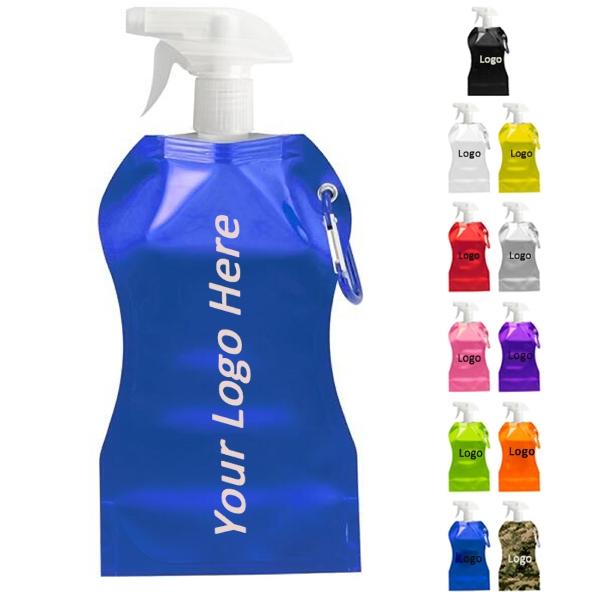 Collapsible Trigger Sprayer Bottle