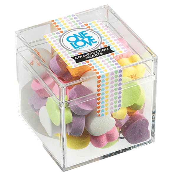 Cupid's Candy Box - Conversation Hearts