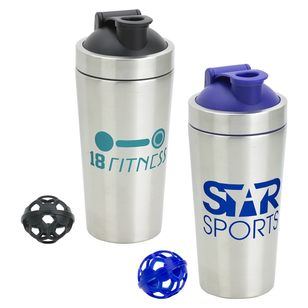 Pop Top 25oz Stainless Steel Shaker Tumbler