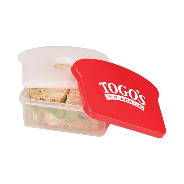 Keep-It(TM) Cool Sandwich Keeper