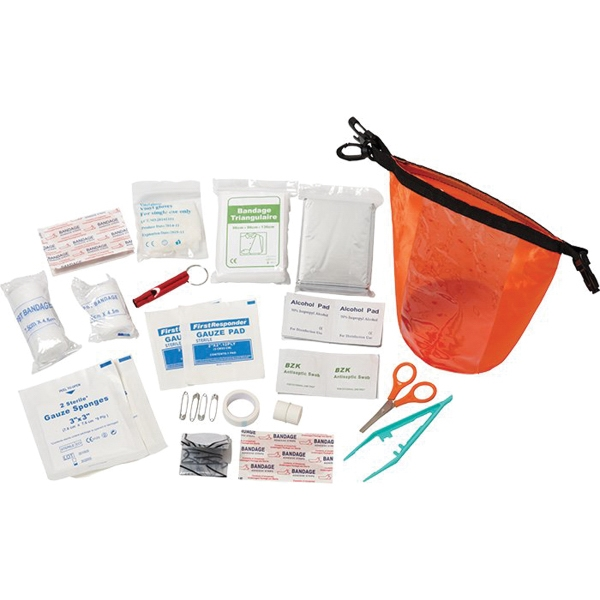 Harbor 48 Piece First Aid Kit