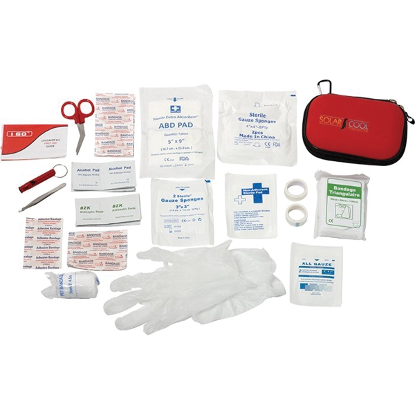 Compact 85 Piece 1st Aid Kit
