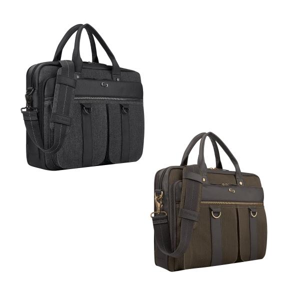Solo (R) Bradford Briefcase