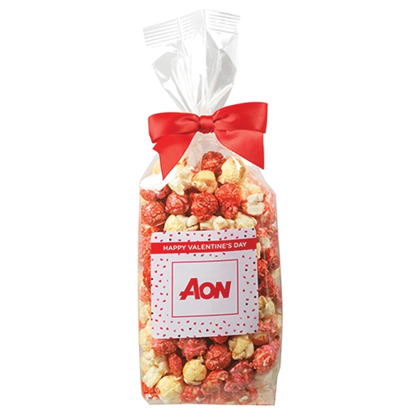 Valentine's Day Gourmet Popcorn Gift Bags