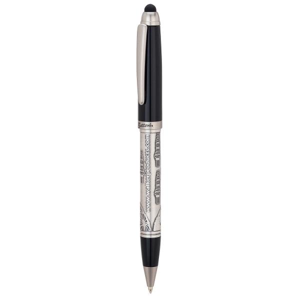 LogoArt - Viano Bettoni® Ballpoint Pen / Stylus