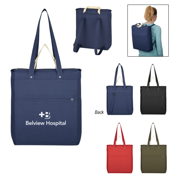 The Backpack Tote Bag