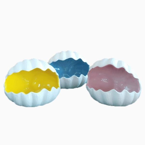 Shell Ceramic Ashtray