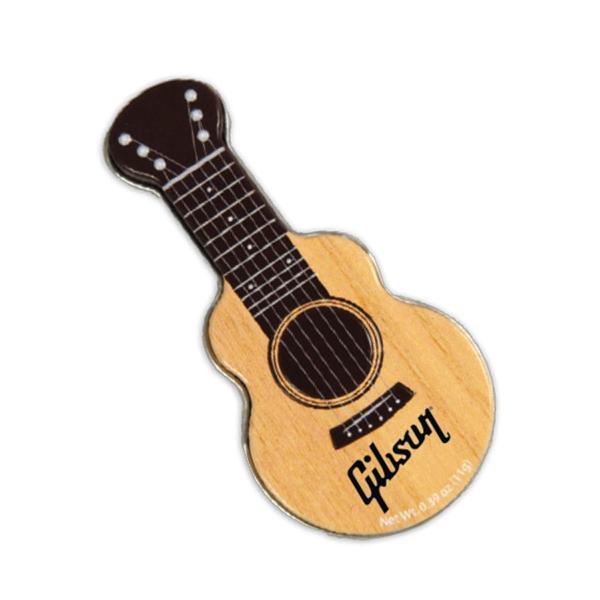 acoustic guitar shaped mint tin everything branded usa. Black Bedroom Furniture Sets. Home Design Ideas
