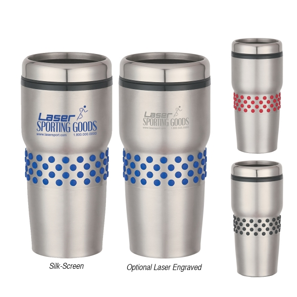 16 oz. Stainless Steel Double Wall Tumbler