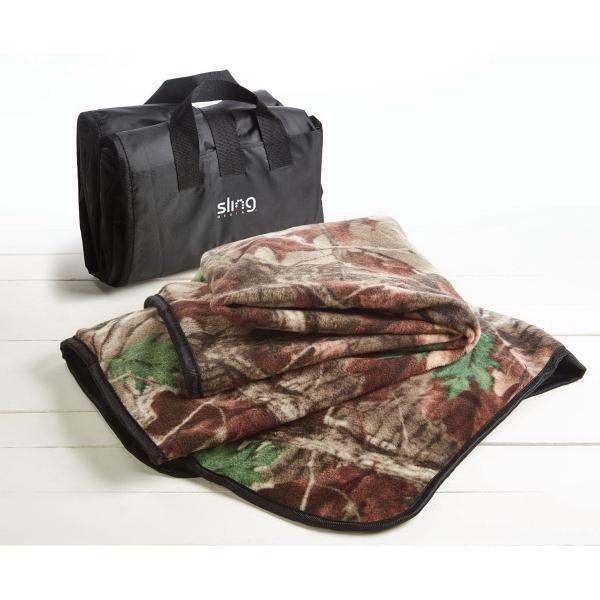 Camo Picnic Blanket