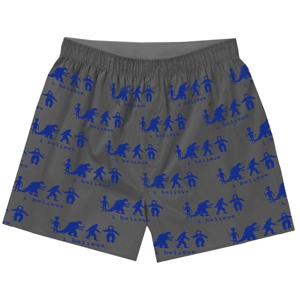 Sublimated Boxer Shorts
