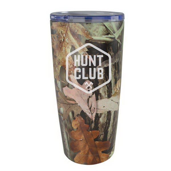 20 oz. Camo Viking Tumbler