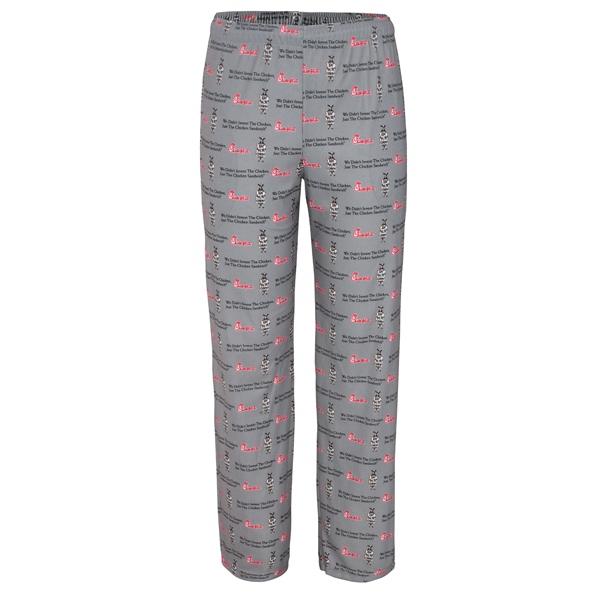 Sublimated Pajama Pants