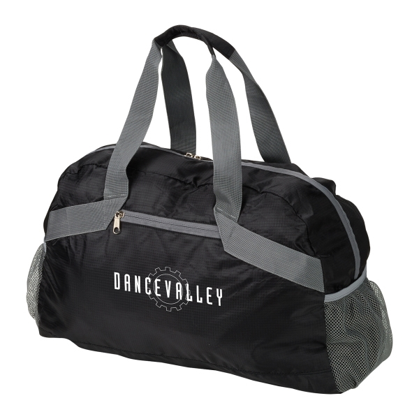 Ripstop Stow'N Go(TM) Duffel Bag