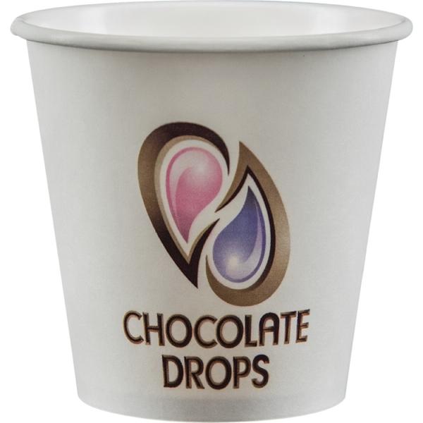10 oz Paper Cup - White - Digital