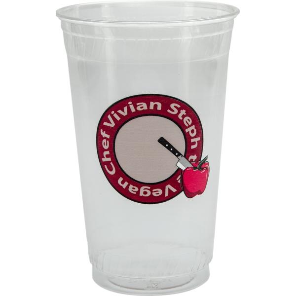 20 oz Clear Greenware® Cup - Digital