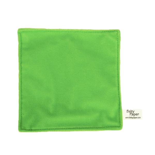 """6"""" Green Baby paper"""