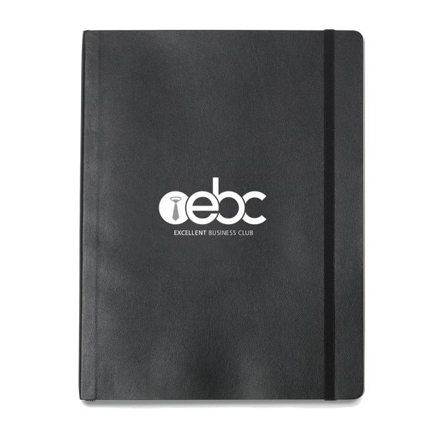 Moleskine® Soft Cover Ruled X-Large Notebook