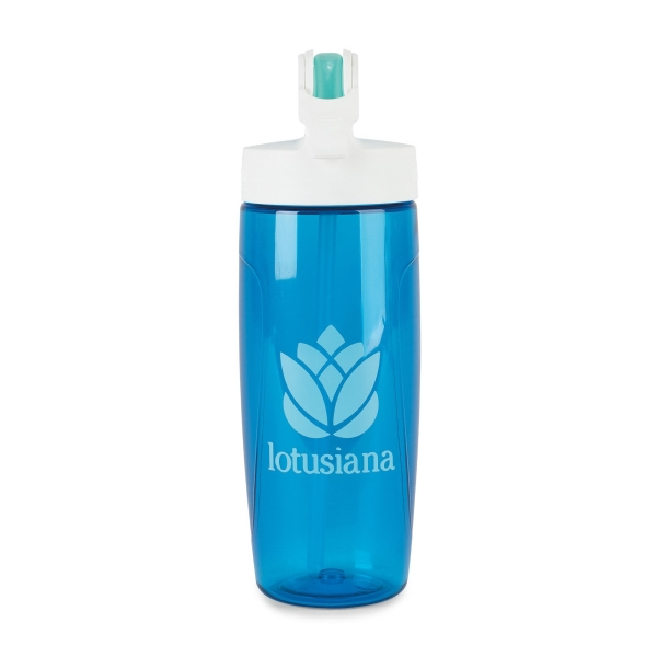 Thermos® Sport Bottle with Covered Straw - 24 Oz.