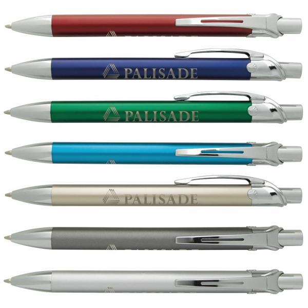 Emblem Metal Pen