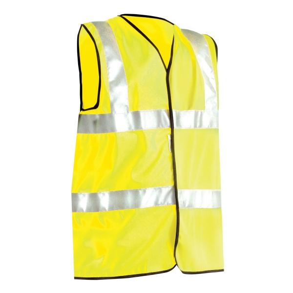 Solid Dual Stripe Vest