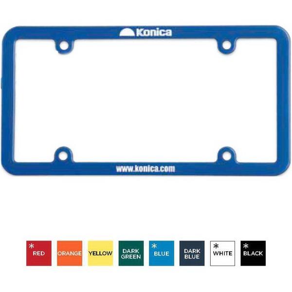License Plate Frame (4 Holes - Universal)