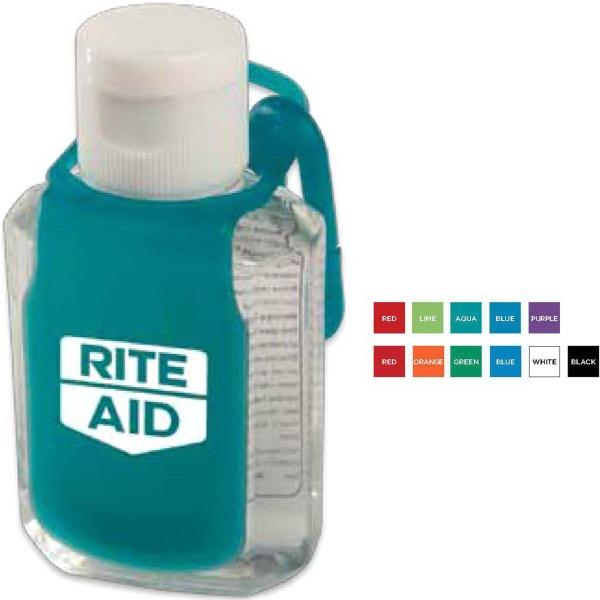 2 oz Protect™ Antibacterial Gel Caddy