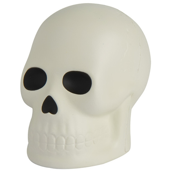 Squeezies (R) Skull Stress Reliever
