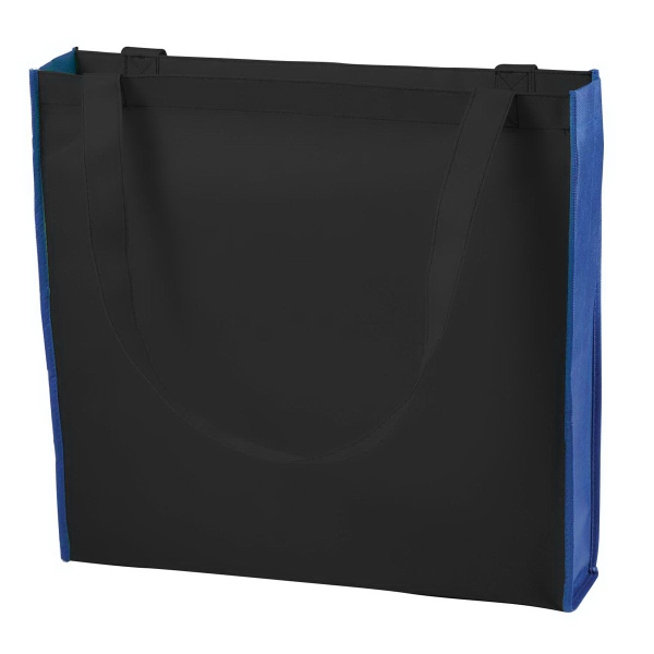 Color Combination Non-Woven Convention Tote