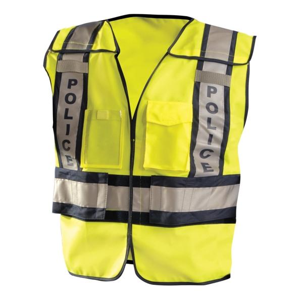 Premium Solid Public Safety Police Vest