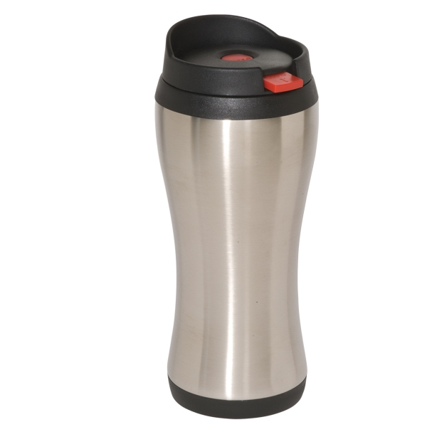 Click 'N Sip Stainless Tumbler