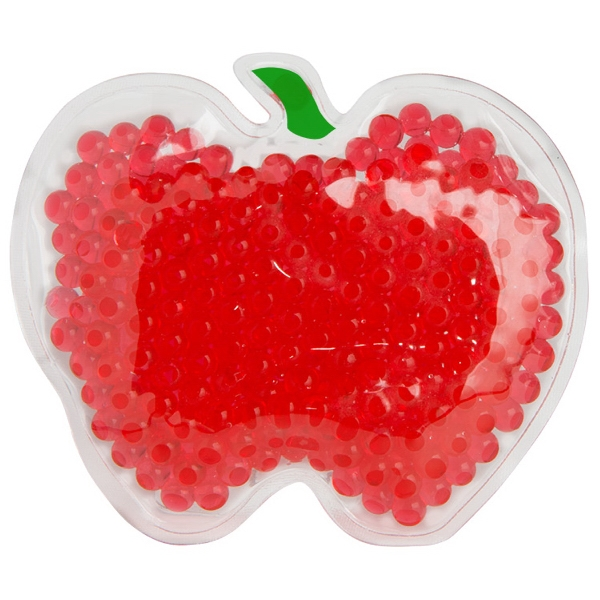 Apple Gel Bead Hot/Cold Pack