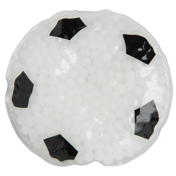 Soccer Gel Bead Hot/Cold Pack
