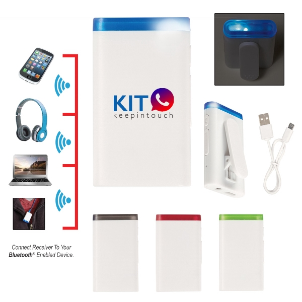 Wireless Bluetooth (R) Audio Receiver