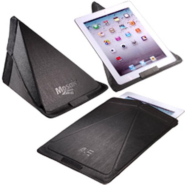 Slim-Wave® iPad® /Tablet Sleeve / Stand