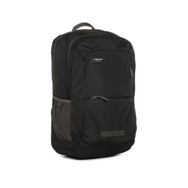 Parkside Laptop Backpack- Jet Black