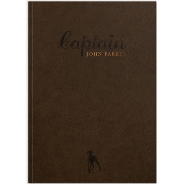 Rustic Leather Flex - Medium Note Book