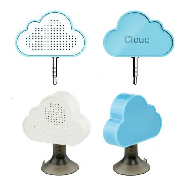 Cloud Shaped Mini Speaker