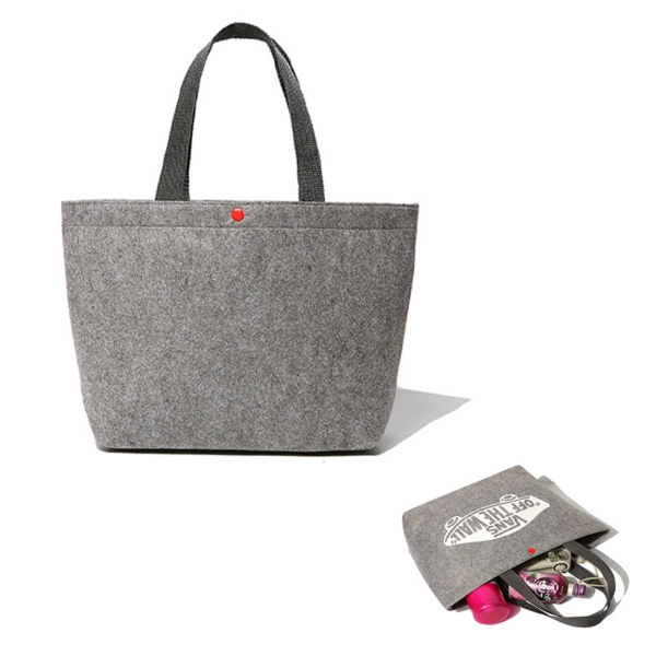 Felt Fashion Tote