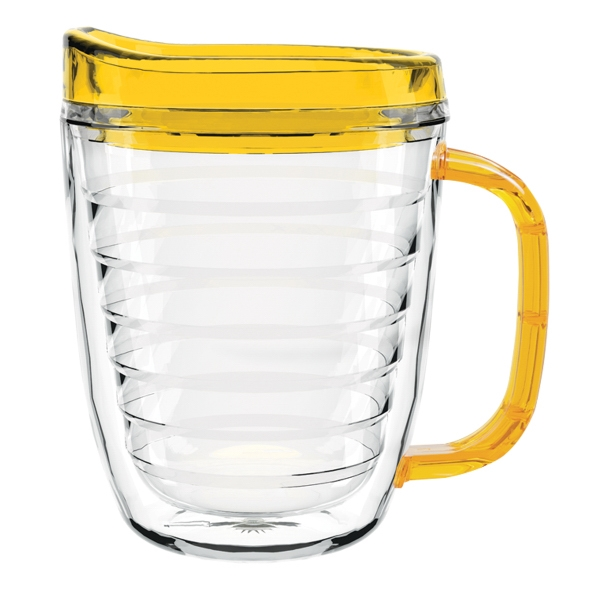 12 Oz. Tritan (TM) Coffee Mug With Lid