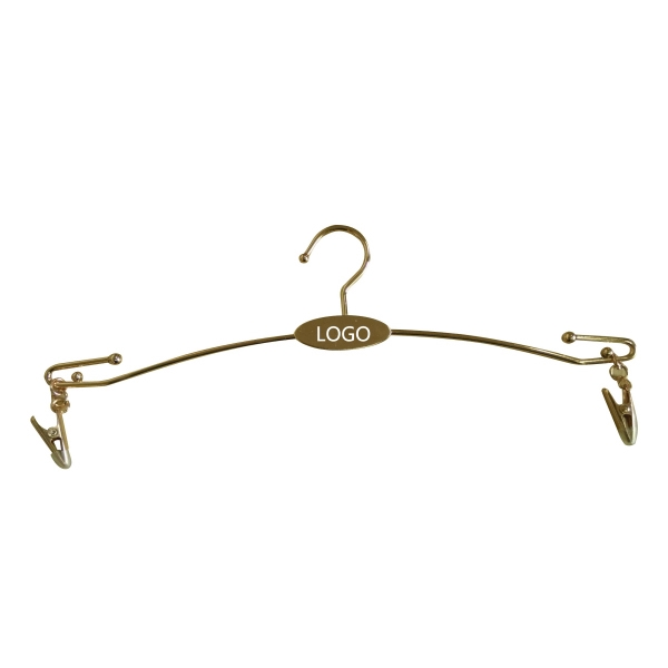 Metal Bra Hanger with Clips